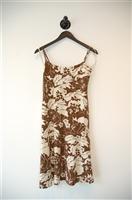 Floral BCBG Maxazria Summer Dress, size S