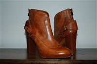 Saddle Brown Belstaff Ankle Boots, size 7
