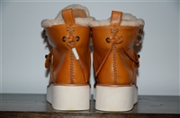 Tan Coach Boots, size 8