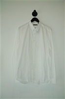 Soft White Theory Button Shirt, size XL