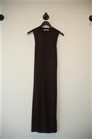 Basic Black Alexander Wang - T Midi Dress, size M