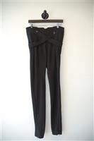 Basic Black Balenciaga Trouser, size 6