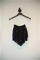 Black Alice + Olivia Cropped Top, size S