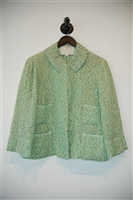 Frosted Mint Marc Jacobs Skirt Suit, size 10