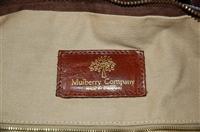 Floral Mulberry - Vintage Duffel, size XL