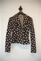 Black Diane von Furstenberg Blazer, size 0