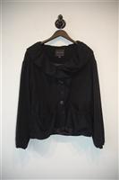 Basic Black Bitte Kai Rand Jacket, size 8