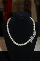 Pearl Nina Ricci Necklace, size O/S