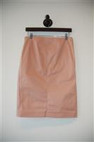 Pale Rose Gucci Pencil Skirt, size 4