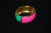 Rainbow No Label Bangle, size O/S