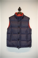 Navy Burberry - Brit Puffer Vest, size S