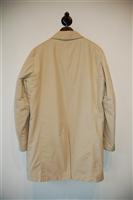 Beige Etro Overcoat, size S