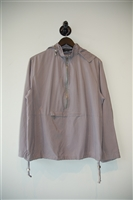Silver Gucci Hoodie, size 6