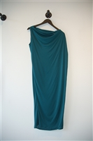 Deep Teal Amanda Wakeley Shift Dress, size S
