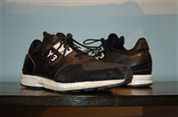 Black Y-3 - Yohji Yamamoto Sneaker, size 8