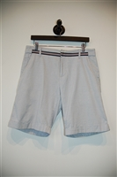 Pale Blue Adolfo Dominguez Shorts, size 31