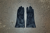 Navy No Label Gloves, size O/S