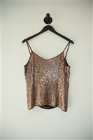 Rose Gold No Label Camisole, size S