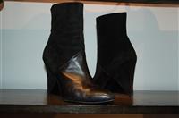 Basic Black Neil Barrett Ankle Boots, size 8