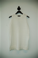 Bright White Line Sleeveless, size M