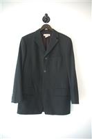 Basic Black Dries van Noten Blazer, size 38