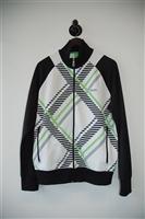 Black & White Hugo Boss - Boss Green Track Jacket, size L
