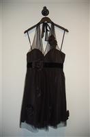 Basic Black BCBG Maxazria Cocktail Dress, size 10