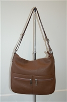 Mocha Rudsak Shoulder Bag, size L