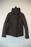 Basic Black Mackage Puffer Coat, size S