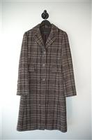Tartan BCBG Maxazria Coat, size XS