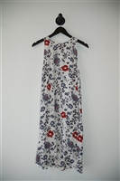 Floral Theory Shift Dress, size 8