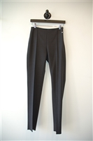Charcoal Max Mara Cropped Trouser, size 2