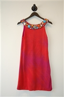 Bright Red Alice + Olivia Cocktail Dress, size XS