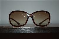 Dark Amber Tom Ford Sunglasses, size O/S