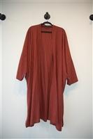 Cinnamon Eskandar Coat, size M