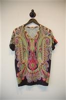 Paisley Etro T-Shirt, size 4