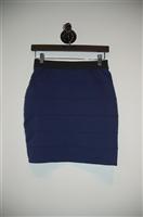 Navy BCBG Maxazria Short Skirt, size XS