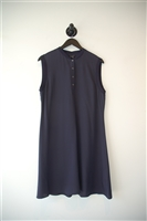 Navy Theory Shift Dress, size L