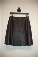 Basic Black Pink Tartan Pleated Skirt, size M