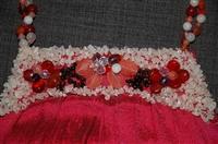 Scarlet No Label - Vintage Evening Bag, size S
