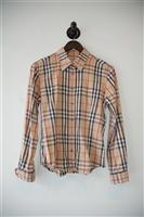Check Burberry - London Shirt, size S