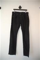 Basic Black Rick Owens - Drkshdw Cords, size 34