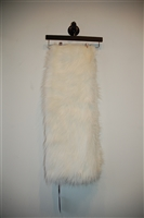 Winter White Laurel Scarf, size O/S
