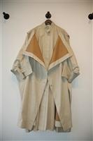 Light Beige Issey Miyake - Vintage Coat, size M