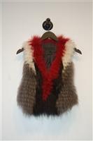 Colour Blocked Rosello Vest, size S