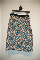 Geometric Marni Pencil Skirt, size 6