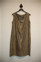 Pewter Comrags Sheath Dress, size XL