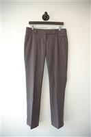 Mocca Brunello Cucinelli Trouser, size 8