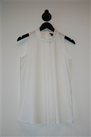 Crisp White Theory Sleeveless, size S