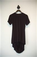 Basic Black Casa Como Short-Sleeved Top, size S